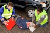 emergency event first aid exam